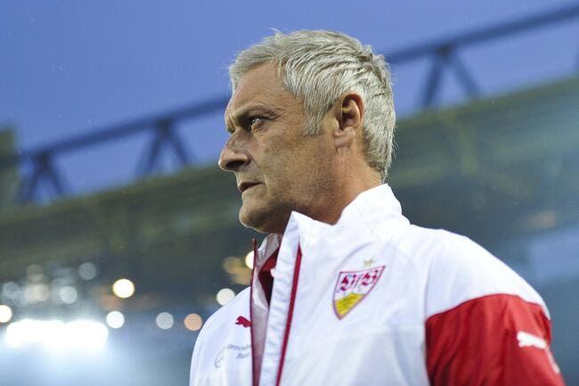 Francfort vire son coach