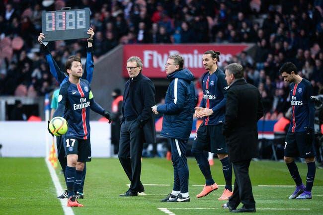 PSG: Paris ne pense qu'à Chelsea et l'a prouvé contre Montpellier et Lyon