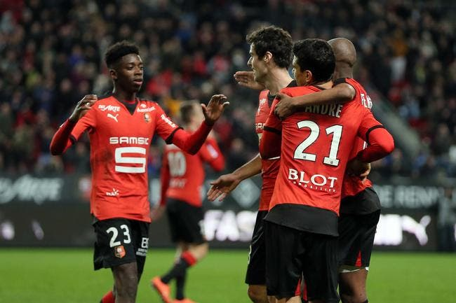 Rennes – Nantes 4-1