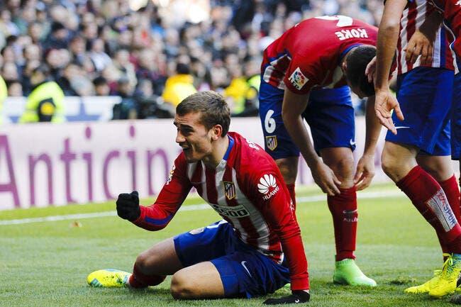 Valence - Atlético de Madrid : 1-3