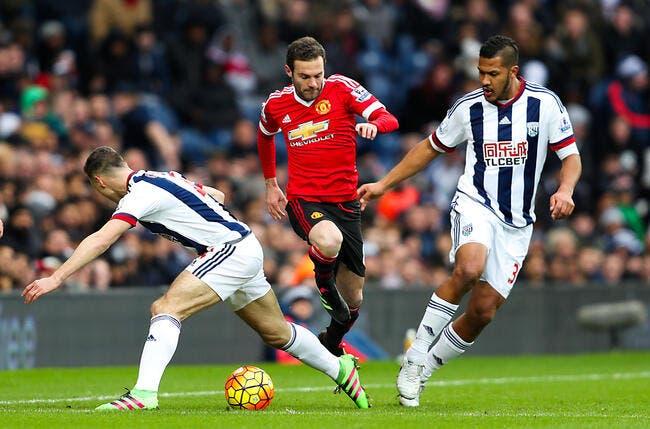 WBA - Manchester United : 1-0