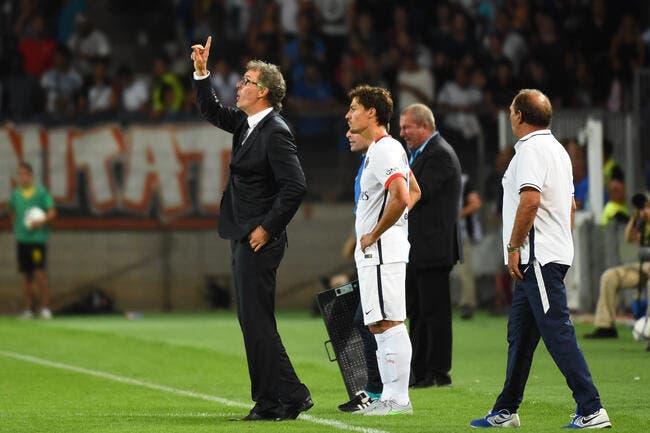 PSG : Riolo pas d'accord avec Blanc et il le dit