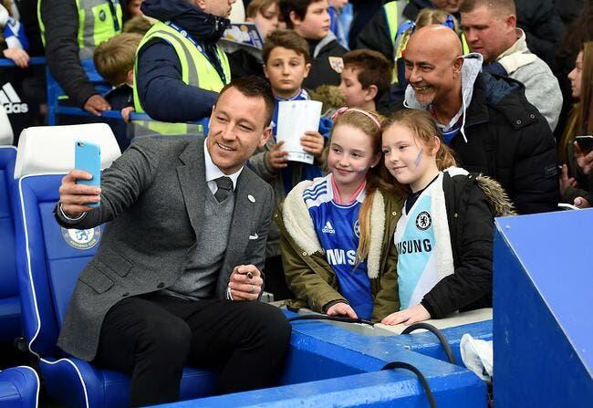 PSG: Chelsea fera sans Terry contre Paris