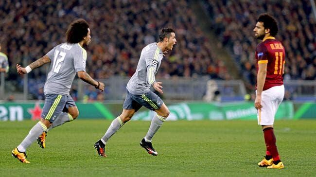 Real: Cristiano Ronaldo fait taire ses détracteurs, la Roma adore ça
