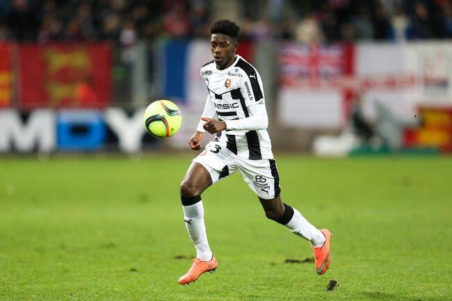 Rennes: Le Barça compte mettre 10 ME sur Ousmane Dembélé!