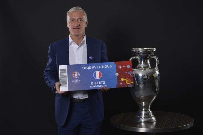 Euro 2016 : Le marché noir des tickets va prendre cher...en justice