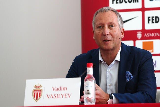 Monaco : Vasilyev prend une grosse claque