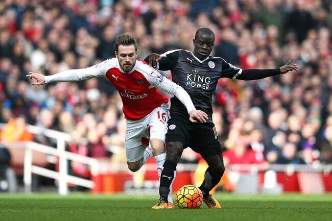 Ngolo Kanté affole déjà des gros de Premier League