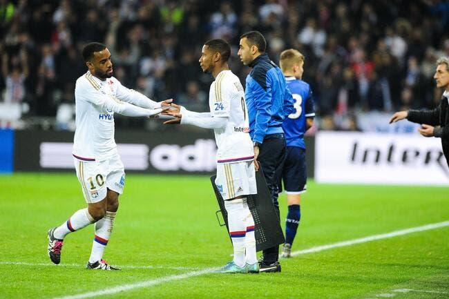 OL : Beauvue balance sur Lyon...et Lacazette