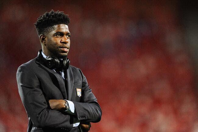 OL: Umtiti annonce ce qui pourrait le faire quitter Lyon