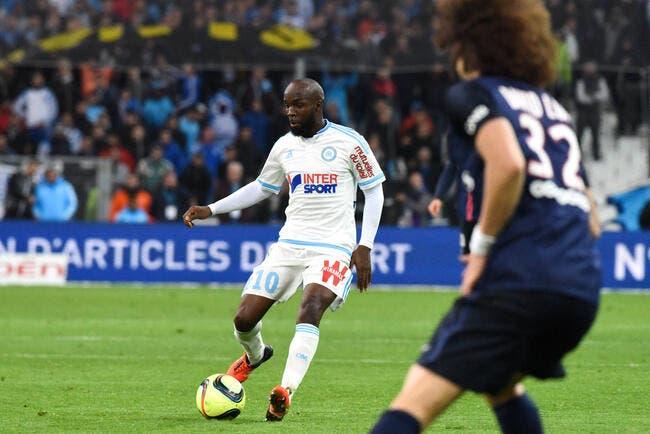 OM : Le PSG pourrait s'offrir Lassana Diarra au mercato !