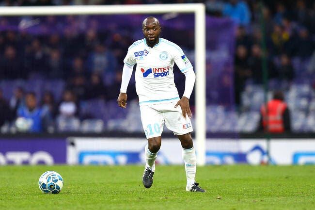 OM : Marseille privé de Lassana Diarra pour plusieurs matches ?