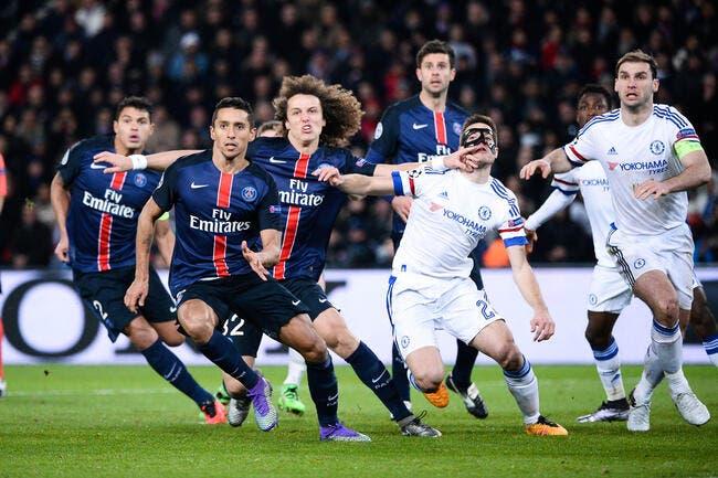 PSG: David Luiz prévient Chelsea sur la tactique parisienne