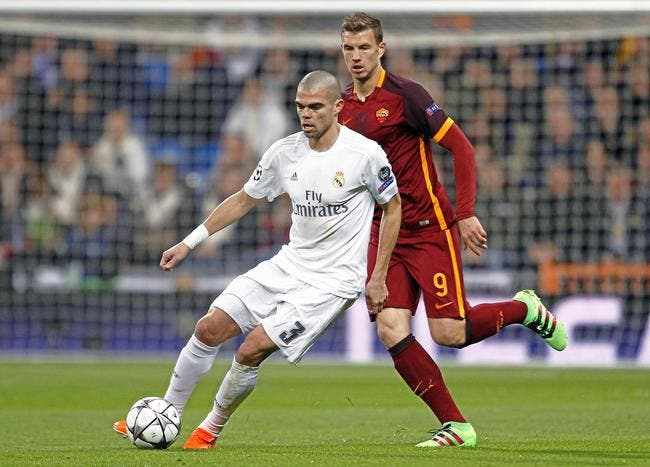 Real Madrid – AS Roma 2-0