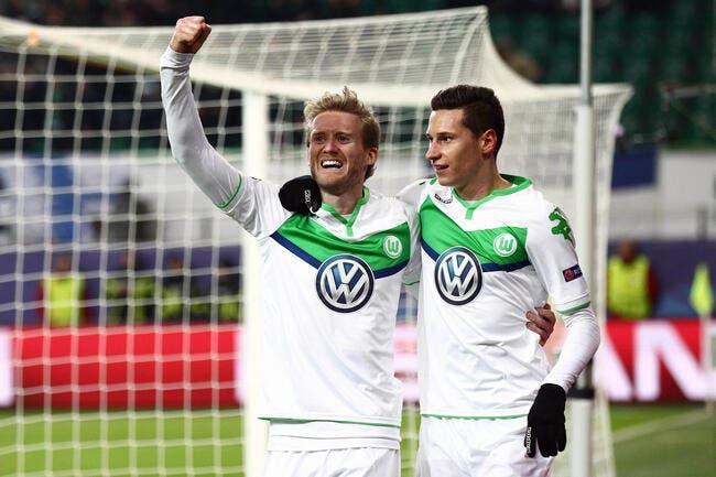 Wolfsburg – La Gantoise 1-0