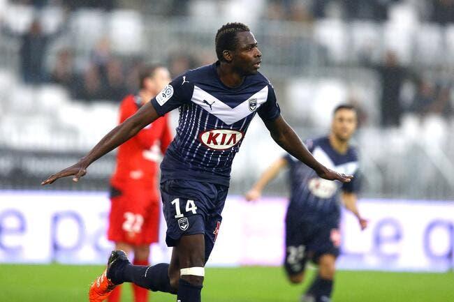 Bordeaux: Diabaté rejoint Dugarry chez les légendes des Girondins