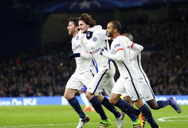 Chelsea - PSG : 1-2
