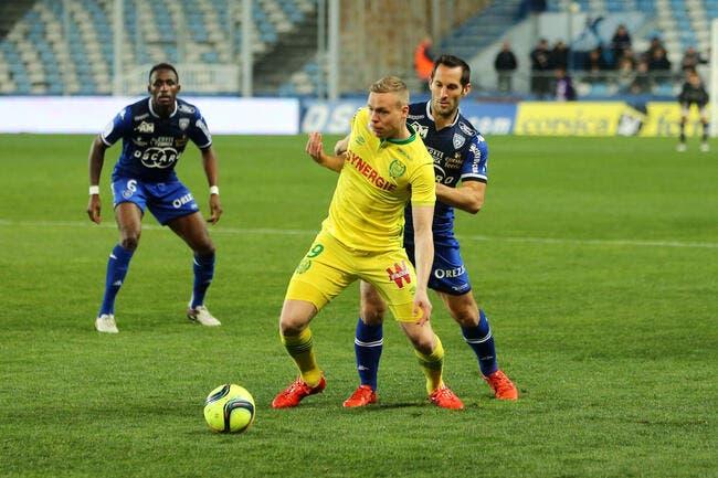 Nantes : 0 but encaissé, les Canaris se contentent de ça