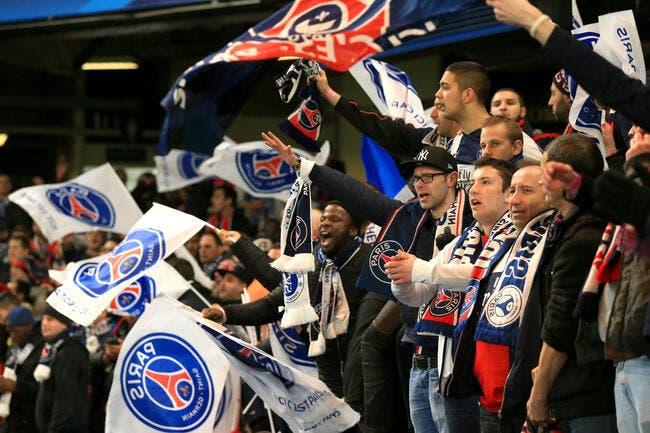 PSG : Des supporters de Paris privés de match à cause d'un bug