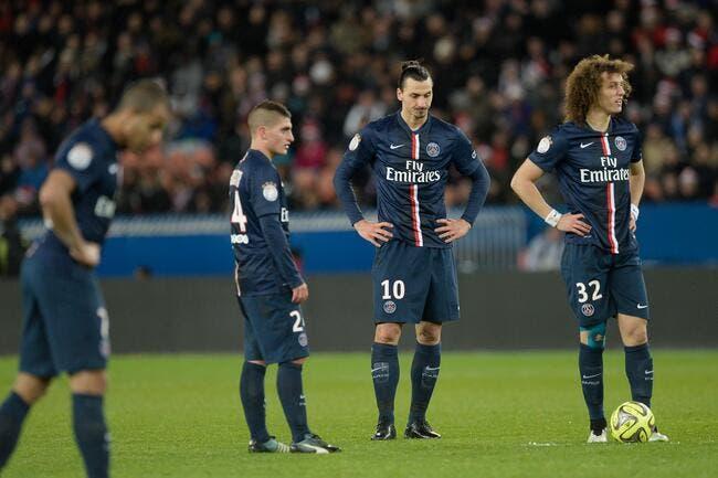 PSG : Trois joueurs parisiens menacés