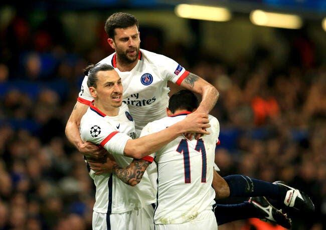 PSG - Vidéo : Ibrahimovic redonne l'avantage à Paris