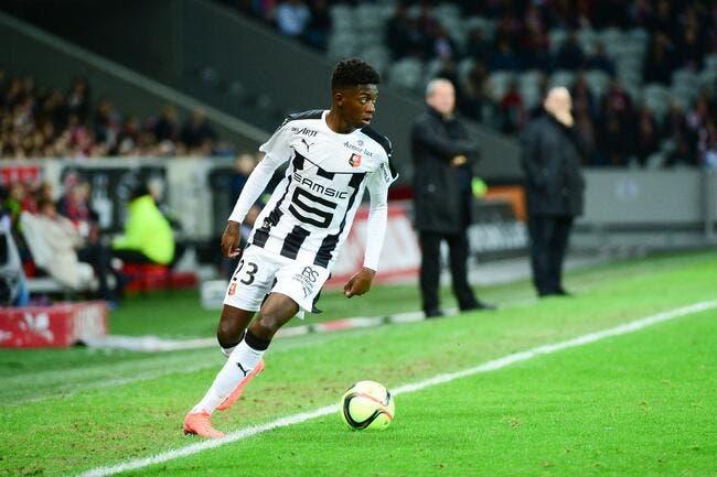 Rennes: Silvestre est certain de conserver son «Cristiano Ronaldo»