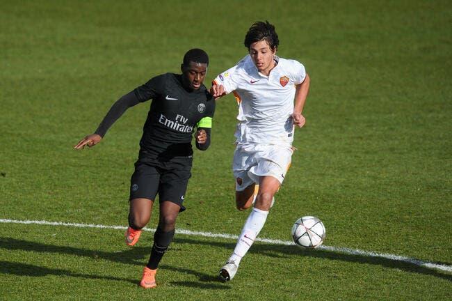Youth League : Le PSG qualifié pour les demi-finales !