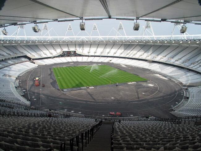 Le Stade Olympique? Trop petit pour West Ham!