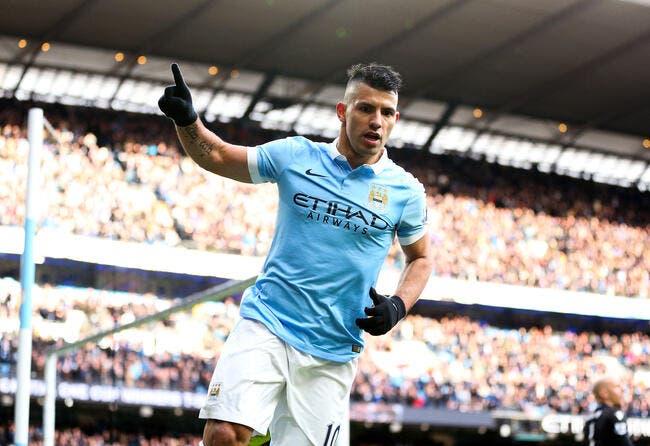 Man City : Sergio Agüero partira pour de bon en 2018