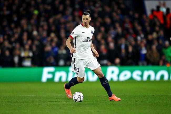 PSG: Riolo taille quand même Ibrahimovic après Chelsea !