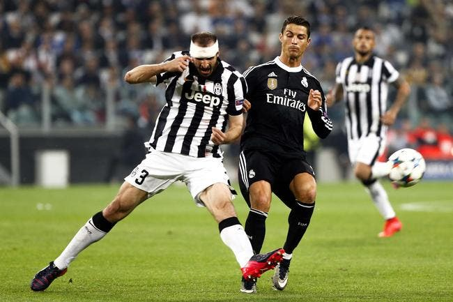 Juve: Chiellini peut stopper Cristiano Ronaldo, mais Messi…