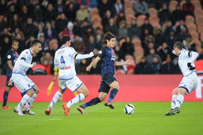 Le PSG champion en cas de victoire à Troyes !