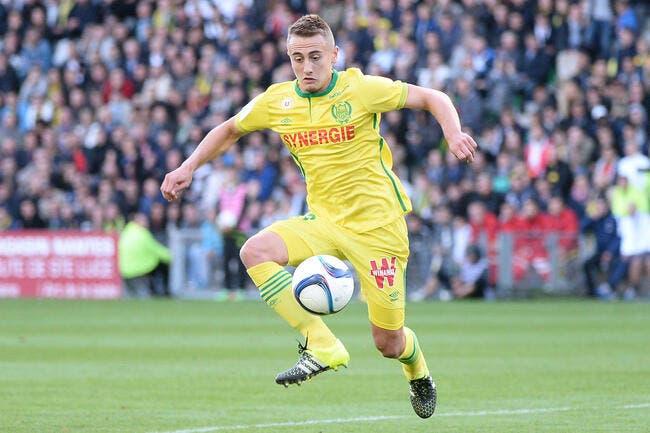 Officiel : Nantes prolonge le contrat de Rongier