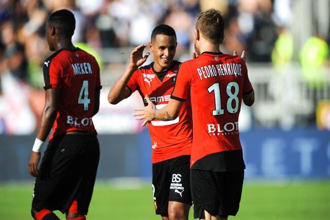 Rennes: Contre l'OL, Zeffane veut ressortir le match de sa vie