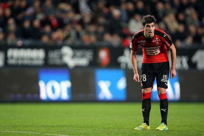 Rennes: Gourcuff blessé avant d'affronter l'OL? Courbis dément