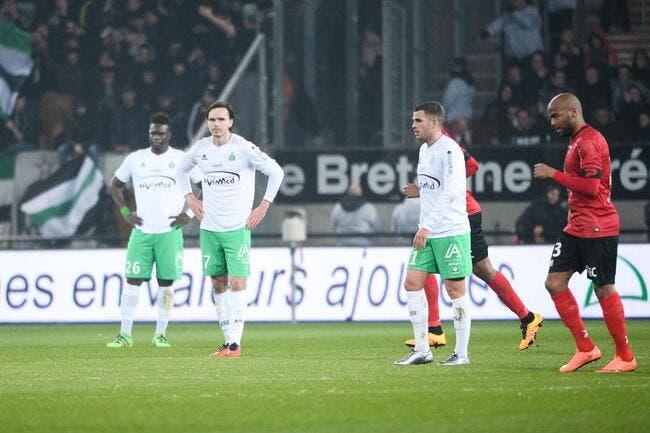 ASSE : Galtier a envie de changer toute son équipe