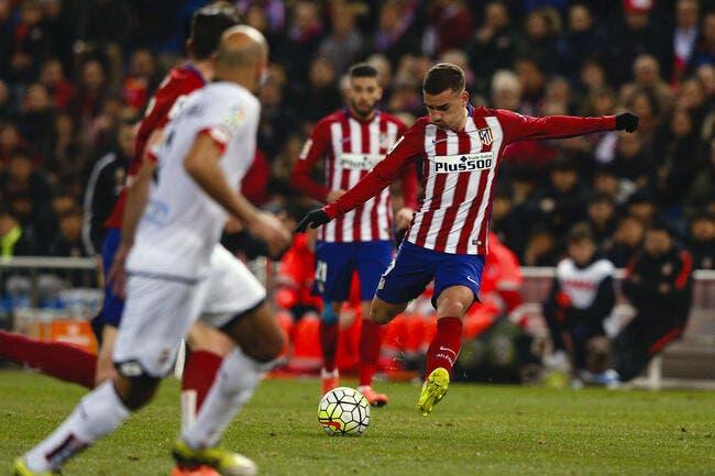 Atlético Madrid - Deportivo La Corogne : 3-0