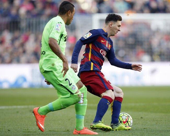 Barcelone - Getafe 6-0