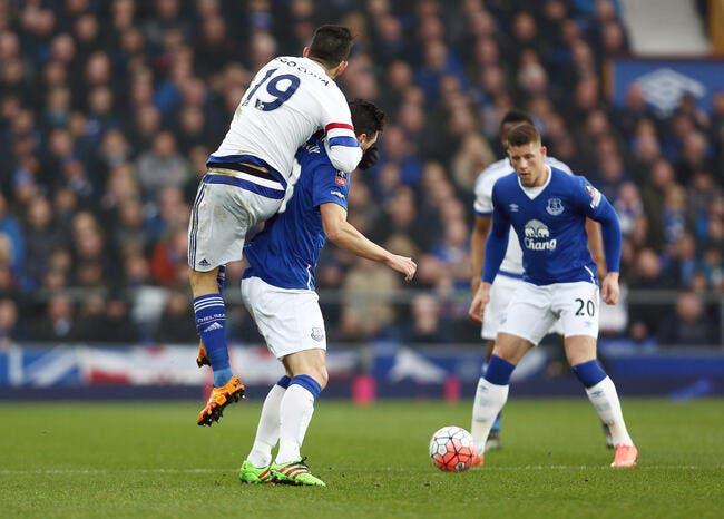FA Cup : Chelsea ne réagit pas, Everton en profite