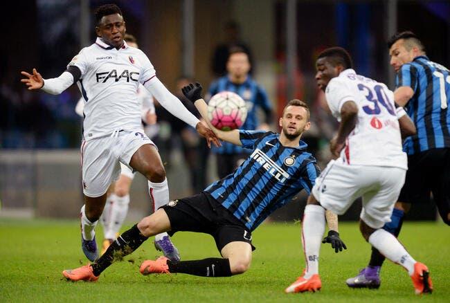 Inter - Bologne : 2-1