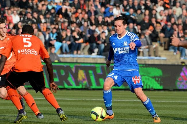 Lorient-OM : 1-1