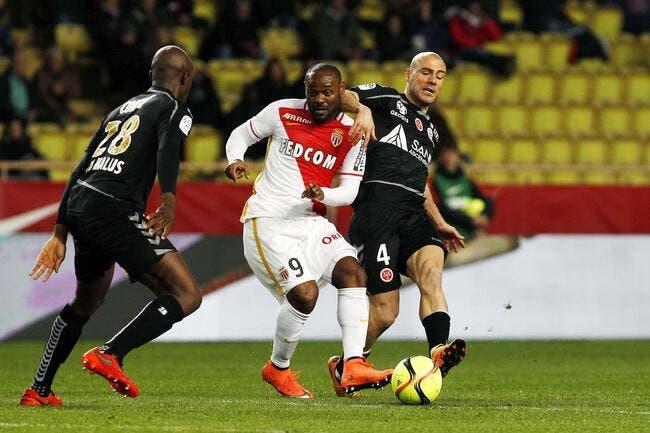 Monaco : Les points perdus font mal reconnait Jardim