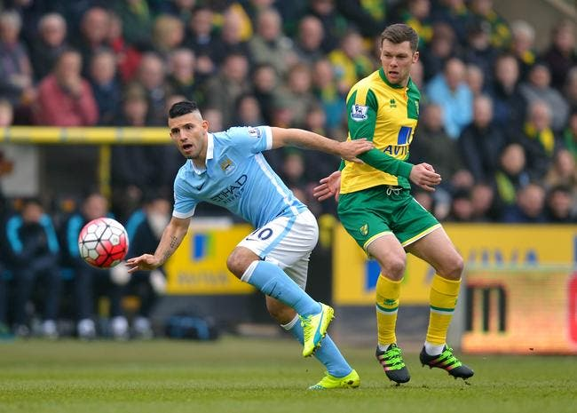 Norwich - Manchester City 0-0