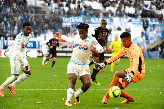 OM : Batshuayi, Marseille n'a pas mieux en attaque