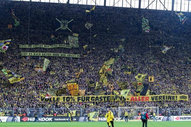 Dortmund: Décès d'un supporter en plein match