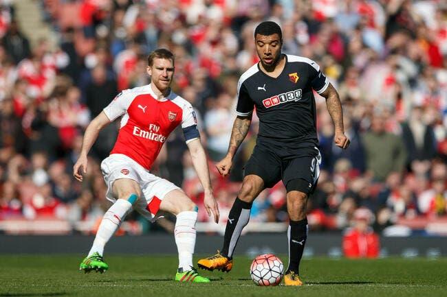 FA Cup : Arsenal passe à la porte contre Watford !