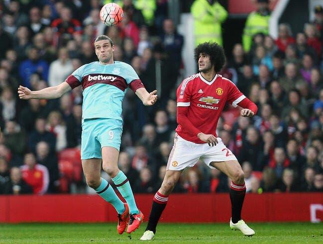 FA Cup: Martial répond à Payet et arrache le replay