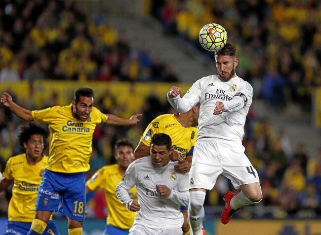 Las Palmas - Real Madrid : 1-2
