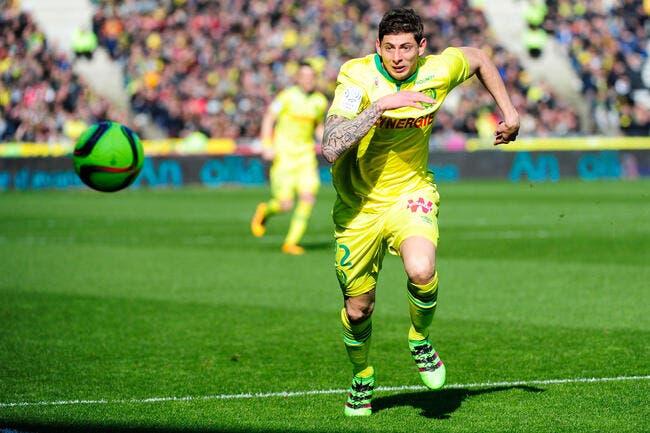 Nantes bat Angers et revient dans la course à l'Europe