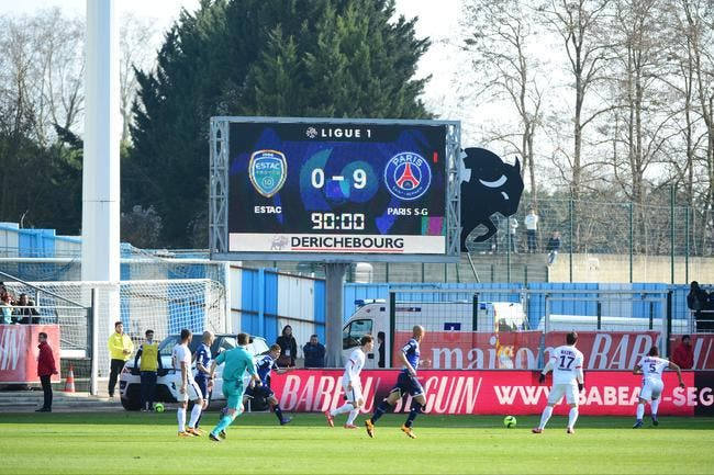 PSG : 9 buts en un match, un autre record tombe !